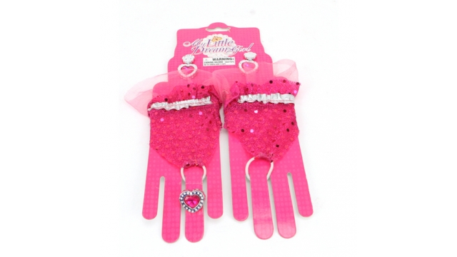 My Little Dream Girl Handschoenen met Accessoires