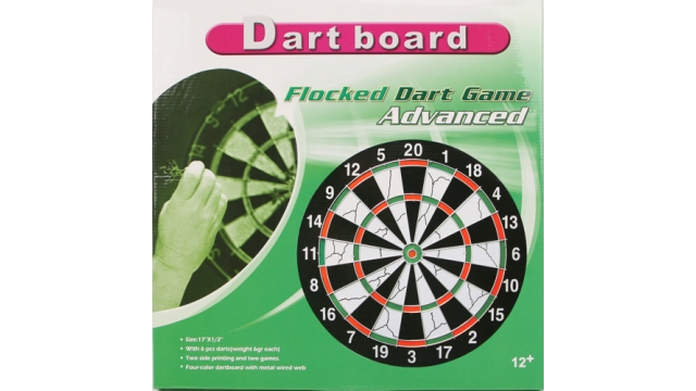 Dartboard Advanced  43x1.3 cm