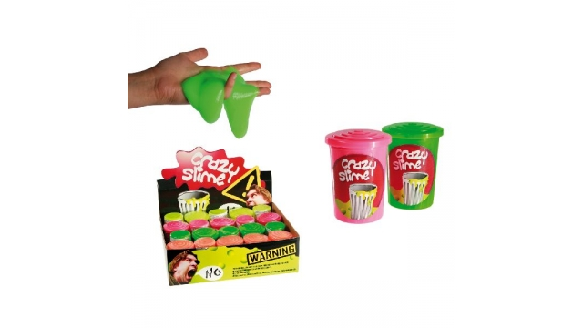 Slime In Potje 4 Assorti Display 20 Stuks