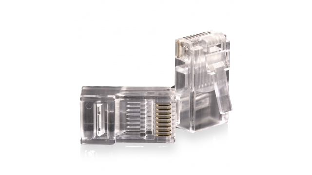 Basic Rj45 Modulair Connector 8p8c