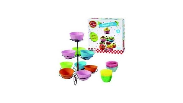 Just For Baker Cup Cake Boom Set