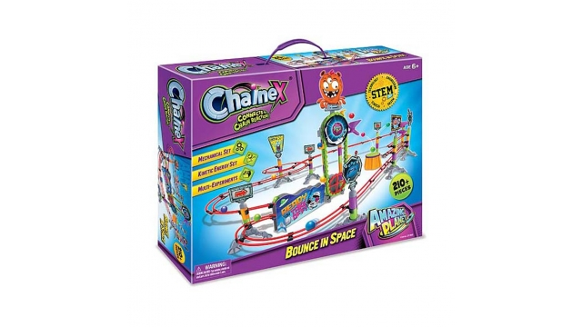 Chainex Bounce In Space Ruimte Experimenten