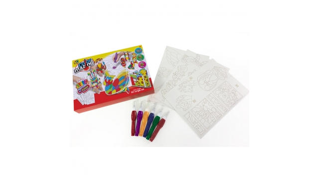 3D Colormazing Jungleset