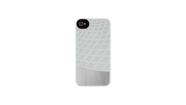 Belkin Hard Case Meta 030 Wit voor Apple iPhone 4/ 4S