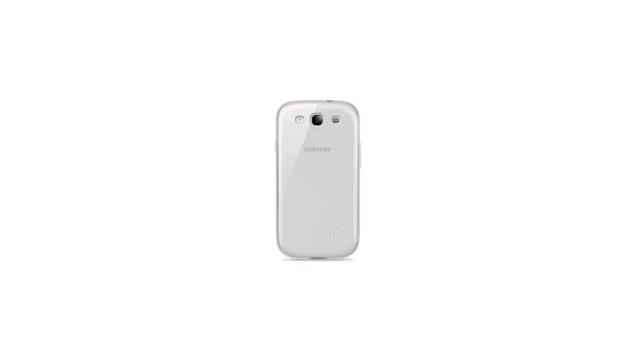 Belkin Hard Case Snap Shield Micra Wit voor Samsung i9300 Galaxy SIII