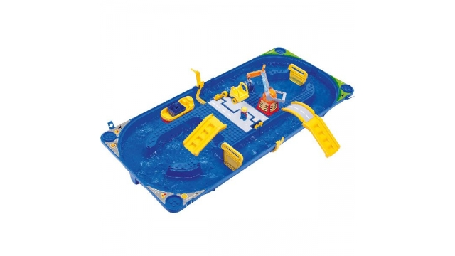 BIG Waterplay Funland Waterbaan Set