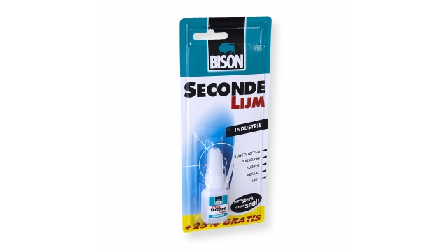 Bison Seconde Lijm 7,5 ml