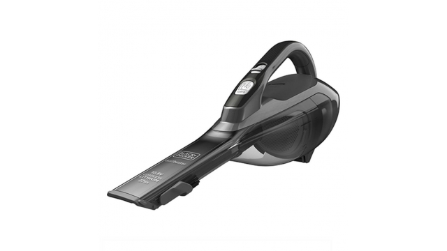 Black&Decker DVA325B-QW Kruimeldief Antraciet