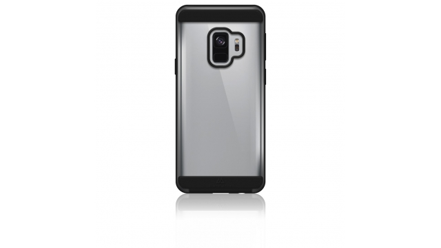Black Rock Cover Air Protect Voor Samsung Galaxy S9 Zwart