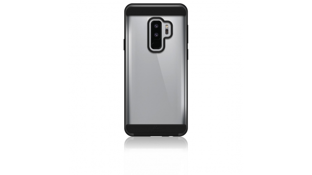Black Rock Cover Air Protect Voor Samsung Galaxy S9+ Zwart