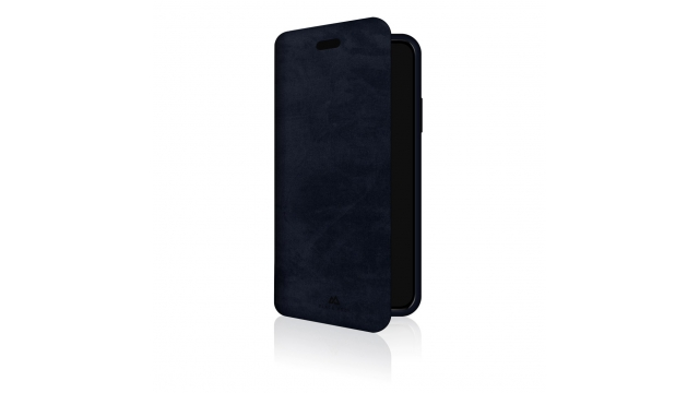 Black Rock Booklet The Statement Apple IPhone Xs Donkerblauw