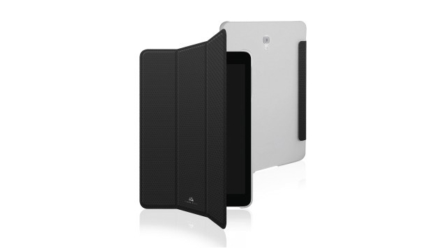 Black Rock Material Pure Booklet Case Samsung Galaxy Tab A 10.5 Zwart