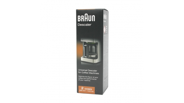 Braun Ontkalk. Brsc003 2x100ml