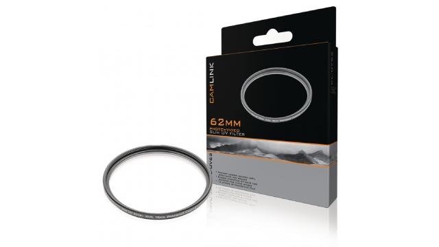 Camlink CL-UV62 Uv Filter 62 Mm