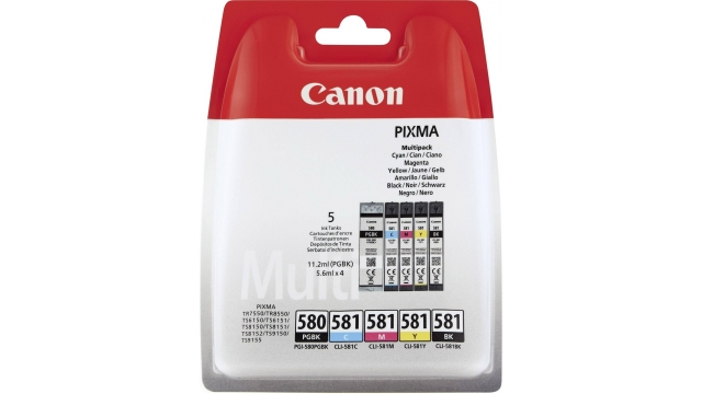 Canon Can Pgi580/cli581 Origineel Set A5