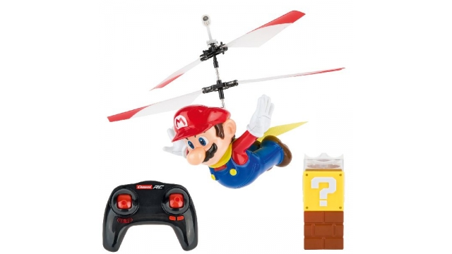 Carrera RC Super Mario Flying Cape Mario