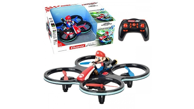 Carrera Nintendo RC Mini Mario-Copter