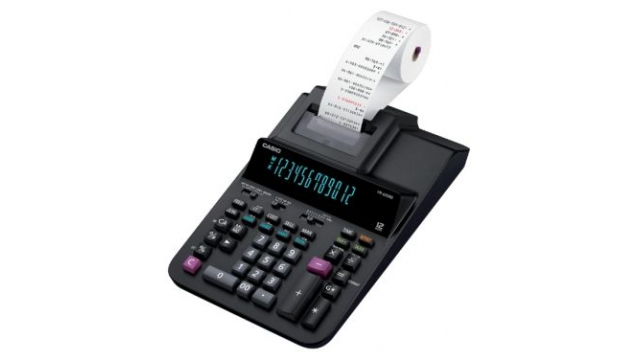 Casio FR-620RE Printrekenmachine Zwart