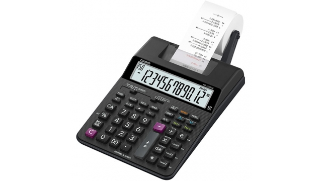 Casio HR-150RCE Calculator