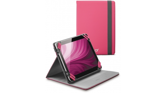 "Cellular Line Cell Tablet Case Universeel 7"" Roze"