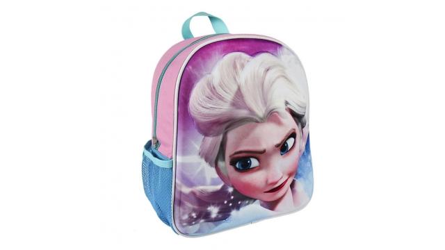 a6b4f1c370c Disney Frozen 3D Rugzak 25x31x10 cm Roze/Blauw
