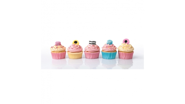 Clementoni High Quality Collection Panorama Puzzel Cupcakes 1000 Stukjes
