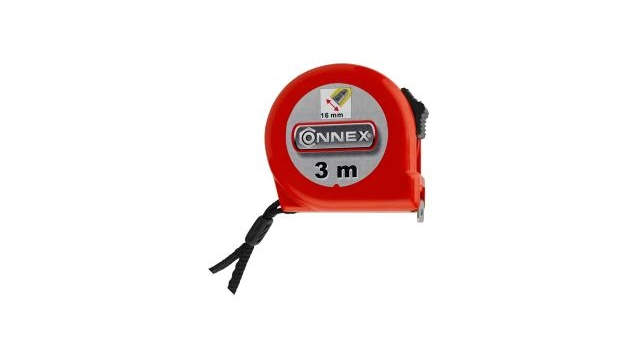 Connex COXT701163 ABS Rolmeter 16mm 3m