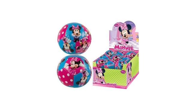 Minnie Mouse Softbal 10cm