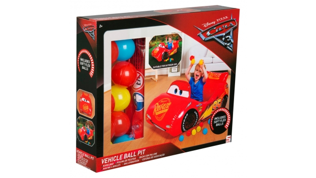 Disney Cars Ballenbak