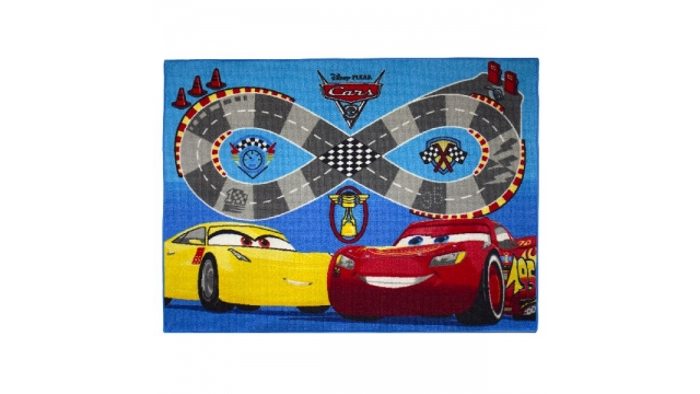 Disney Cars 3 Speelkleed Speed 95x133 cm