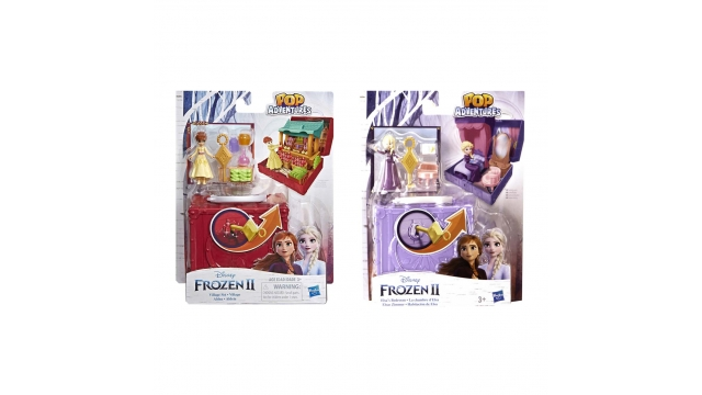 Disney Frozen 2 Pop Adventures Speelset Assorti