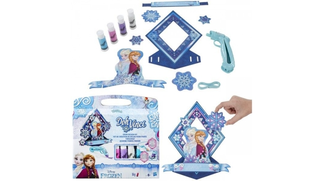 Disney Frozen Dohvinci Deur Decoratie