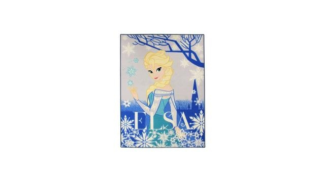 Disney Frozen Speelkleed Elsa 95x133cm