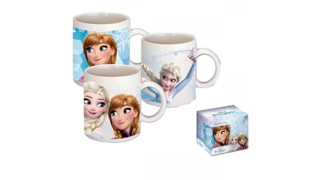 Disney Frozen Mok Porselein Assorti