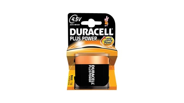 Duracell 4,5 V A1 Mn1203