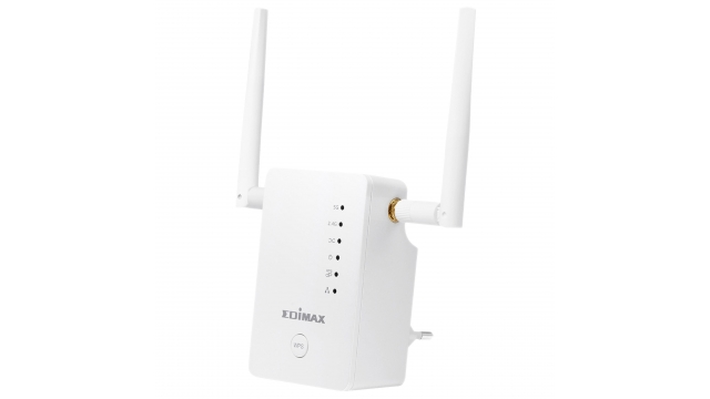 Edimax RE11S Draadloze Extender 2.4/5 Ghz (dual Band) Wi-fi Wit