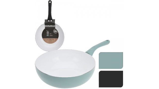 Excellent Houseware Wok 20cm Assorti