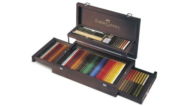Faber Castell FC-110086 Kleurpotlood Art & Graphic Collection Luxe Koffer