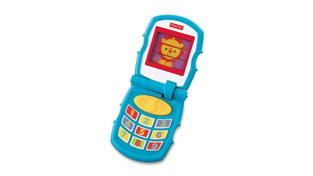 Fisher Price Friendly Flip Telefoon + Geluid