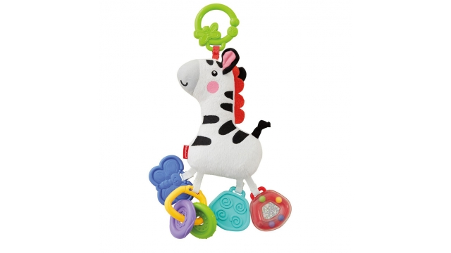Fisher Price Boxhanger Dieren Assorti