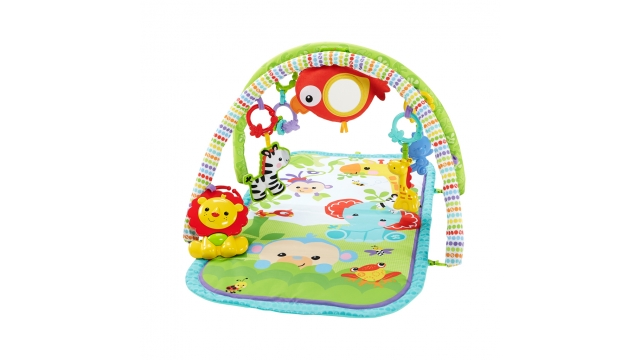 Fisher Price 3in1 Muzikale Activity Gym