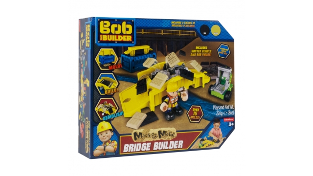 Fisher Price Bob De Bouwer Bruggenbouwer Speelset