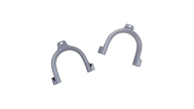 Fixapart W9-21053 Hook Holder Grey Suitable For Outlet Hose
