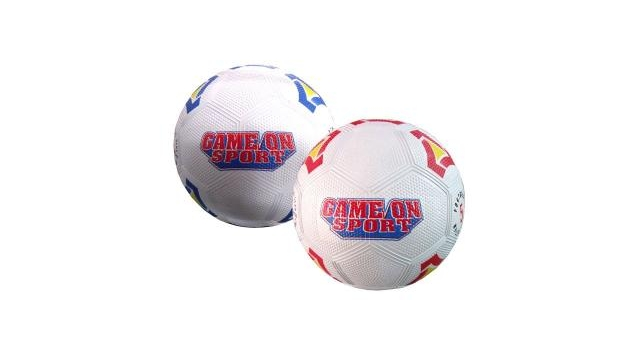 Game On Sport Rubber Bal Onopgeblazen 420gr