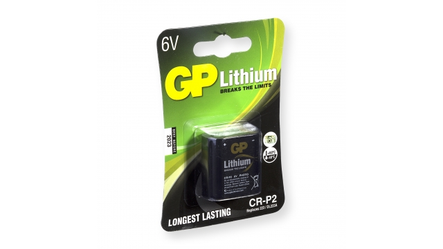 GP Batteries Gp Fotobatterij Lithium Dl223a 6v