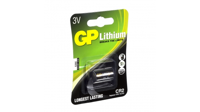 GP Batteries Gp Fotobatterij Lithium Cr-2 3v