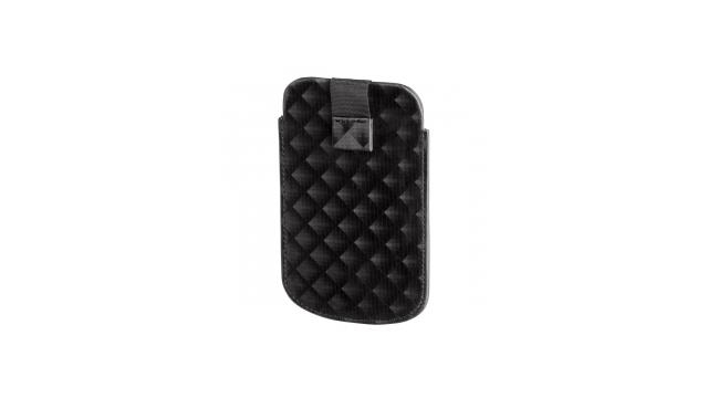 Hama MP3 Sleeve Plaid voor Ipod Touch 5G Zwart