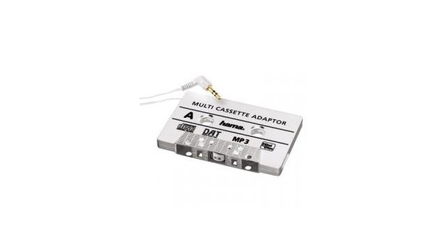 Hama CD Adapter Set Auto Wit