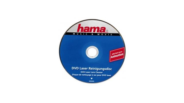 Hama DVD Laser Reinigings Disc
