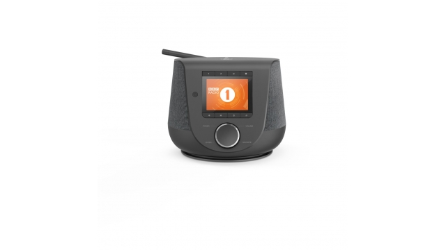 Hama Digitale Radio DIR3200SBT FM/DAB/DAB+/internetradio/app/Bluetooth Zwart